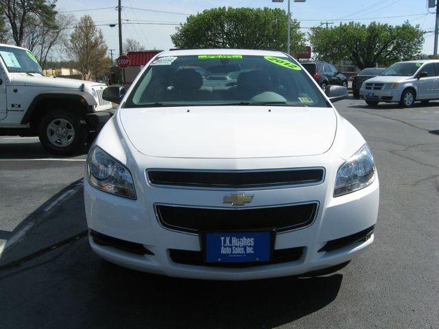 2012 Chevrolet Malibu LS w/1FL Richmond, Virginia 2