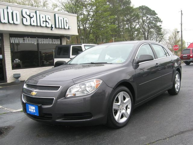 2012 Chevrolet Malibu LS w/1FL Richmond, Virginia 1