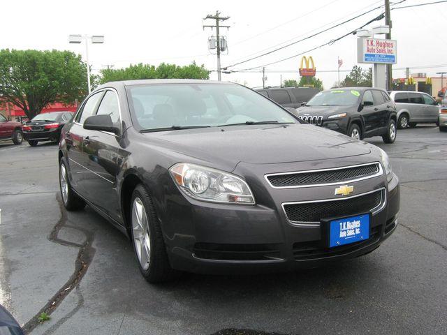 2012 Chevrolet Malibu LS w/1FL Richmond, Virginia 3