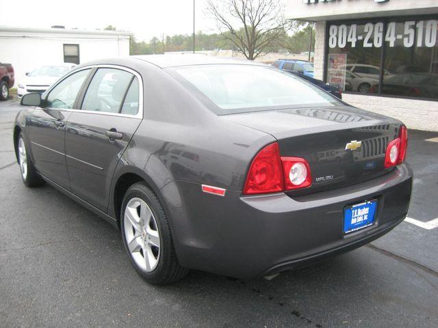 2012 Chevrolet Malibu LS w/1FL Richmond, Virginia 7