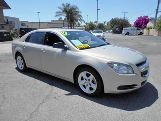 2012 Chevrolet Malibu LS w/1LS | Santa Ana, California | Santa Ana Auto Center in Santa Ana California