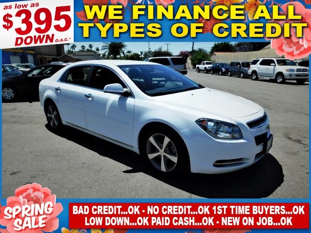 2012 Chevrolet Malibu LT w1LT Limited warranty included to assure your worry-free purchase AutoC