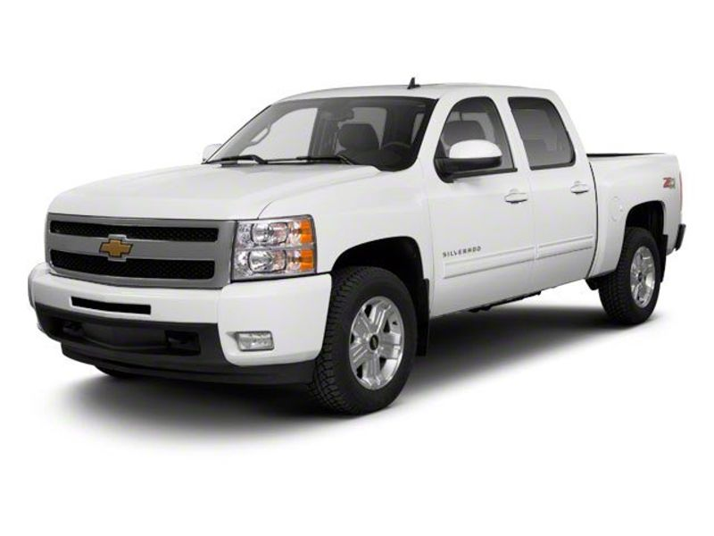 2012 Chevrolet Silverado 1500 LT  city TX  College Station Ford - Used Cars  in Bryan-College Station, TX