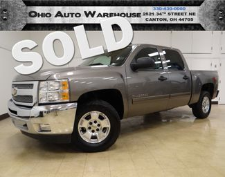 2012 Chevrolet Silverado 1500 LT Z71 4x4 Crew Cab 1-Own We Finance | Canton, Ohio | Ohio Auto Warehouse LLC in  Ohio