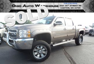 2012 Chevrolet Silverado 1500 LT Z71 4x4 LIFTED CrewCab We Finance | Canton, Ohio | Ohio Auto Warehouse LLC in  Ohio
