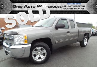 2012 Chevrolet Silverado 1500 LT 4x4 V8 1-Owner Clean Carfax We Finance | Canton, Ohio | Ohio Auto Warehouse LLC in  Ohio