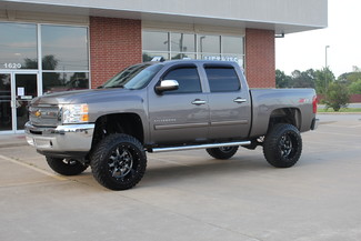 2012 Chevrolet Silverado 1500 LT LIFTED Z71 LEATHER Conway, Arkansas 1