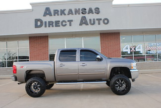 2012 Chevrolet Silverado 1500 LT LIFTED Z71 LEATHER Conway, Arkansas 5