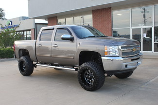 2012 Chevrolet Silverado 1500 LT LIFTED Z71 LEATHER Conway, Arkansas 6