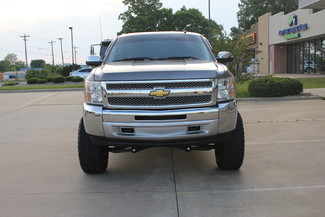 2012 Chevrolet Silverado 1500 LT LIFTED Z71 LEATHER Conway, Arkansas 7