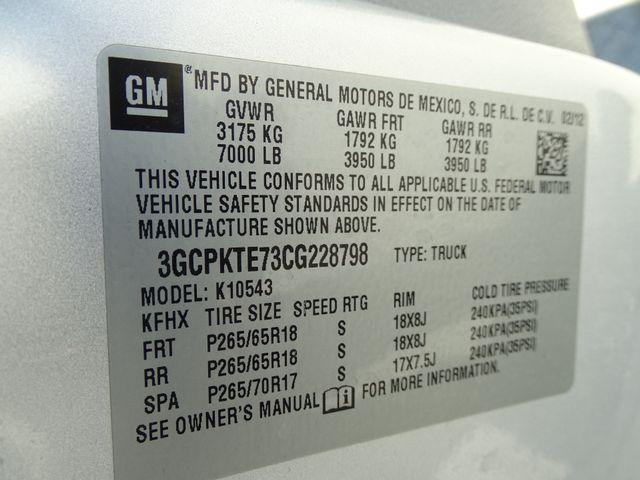2012 Chevrolet Silverado 1500 LTZ Corpus Christi, Texas 42