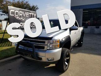 2012 Chevrolet Silverado 1500 LT 4X4 Crew Cab, Step Rails, Towing, Alloys 90k! | Dallas, Texas | Corvette Warehouse  in Dallas Texas