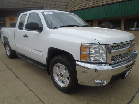 2012 Chevrolet Silverado 1500 LT in Dickinson, ND