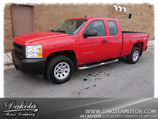 2012 Chevrolet Silverado 1500 Work Truck Farmington, Minnesota