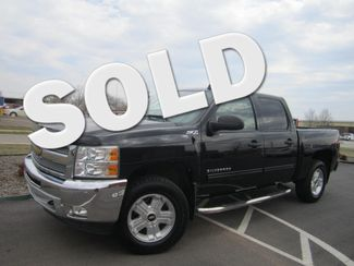2012 Chevrolet Silverado 1500 LT  Fort Smith AR  Breeden Auto Sales  in Fort Smith, AR