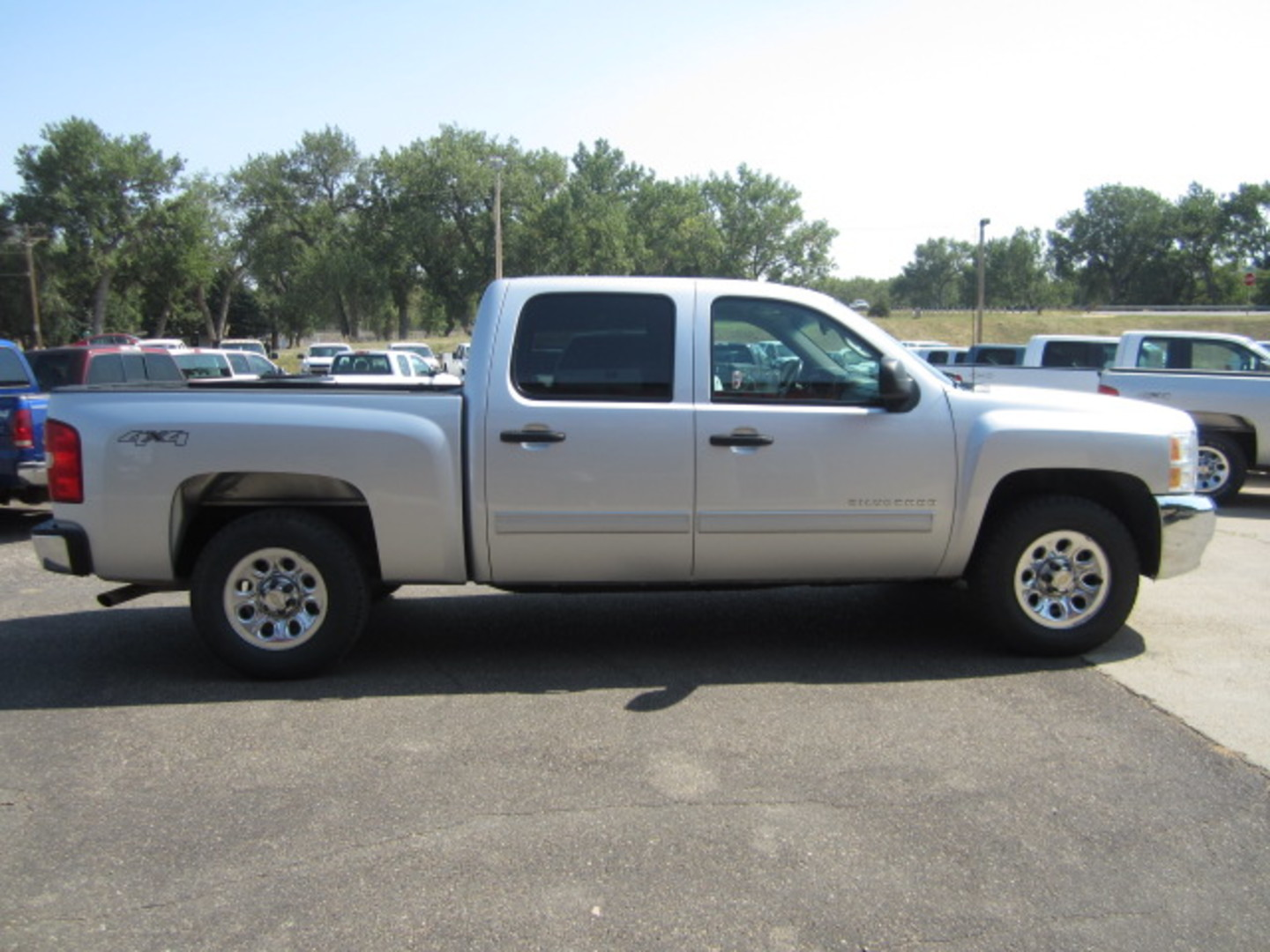 2012 chevrolet silverado 1500 lt glendive mt glendive sales corp. Black Bedroom Furniture Sets. Home Design Ideas