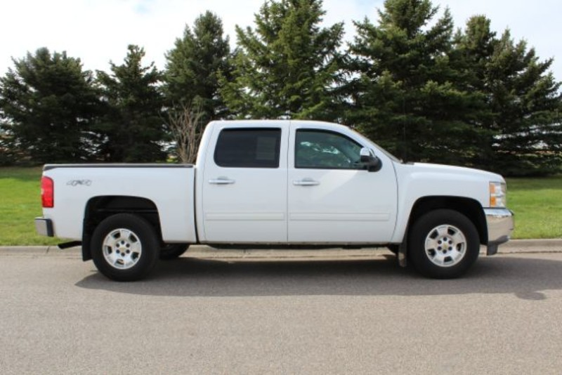 2012 Chevrolet Silverado 1500 LT  city MT  Bleskin Motor Company   in Great Falls, MT