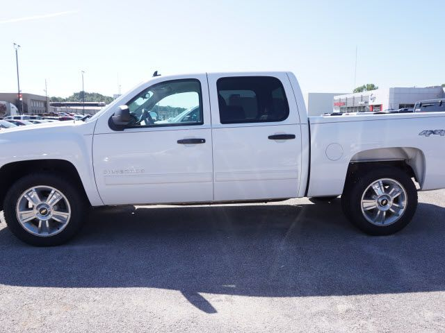 2012 Chevrolet Silverado 1500 LT Harrison, Arkansas 1