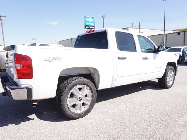 2012 Chevrolet Silverado 1500 LT Harrison, Arkansas 3