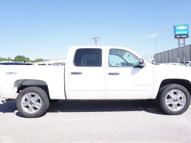 2012 Chevrolet Silverado 1500 LT Harrison, Arkansas 4