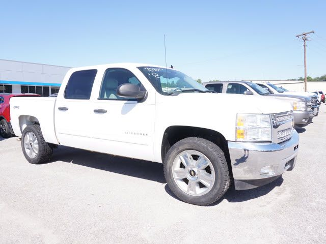 2012 Chevrolet Silverado 1500 LT Harrison, Arkansas 5
