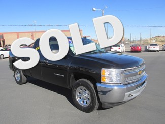 2012 Chevrolet Silverado 1500 Work Truck Kingman, Arizona