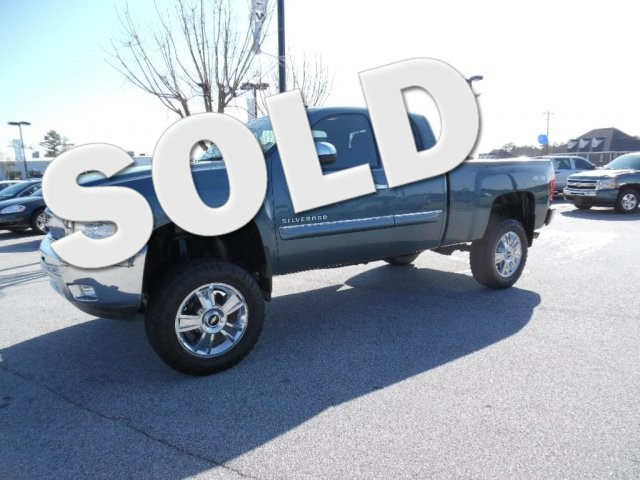 2012 Chevrolet Silverado 1500 LT SUPER SHARP VEHICLE CLEAN INSIDE AND OUT LOW MILES66 000 MILE