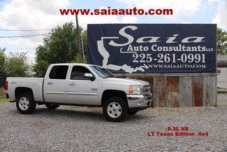 2012 Chevrolet Silverado 1500 Lt Texas Edition Crew Cab Z71 4WD Leather Leveled on 33s Clean Car Fax | Baton Rouge , Louisiana | Saia Auto Consultants LLC-[ 4 ]