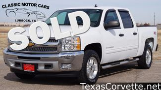2012 Chevrolet Silverado 1500 in Lubbock Texas