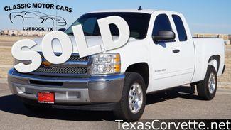 2012 Chevrolet Silverado 1500 in Lubbock Texas