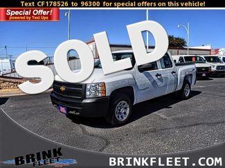 2012 Chevrolet Silverado 1500 Work Truck   Lubbock, TX   Brink Fleet in Lubbock TX