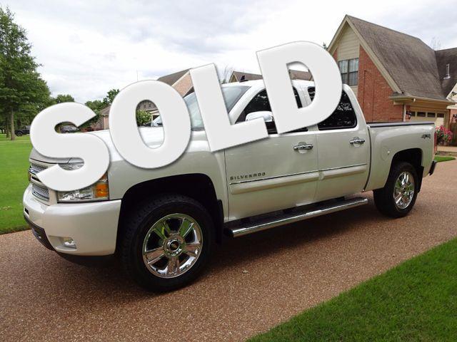 2012 Chevrolet Silverado 1500 LTZ 4X4   Marion, Arkansas   King Motor Company