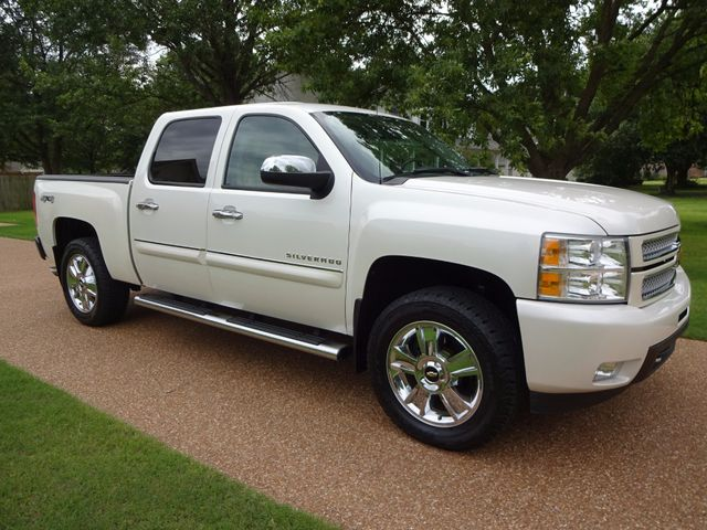 2012 chevrolet silverado 1500 crew cab ltz 4x4. Black Bedroom Furniture Sets. Home Design Ideas
