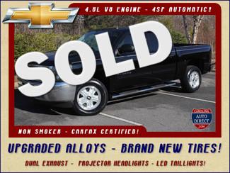 2012 Chevrolet Silverado 1500 LS Crew Cab 2WD - UPGRADED ALLOY WHEELS-NEW TIRES! Mooresville , NC