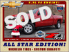 2012 Chevrolet Silverado 1500 LT Extended Cab 4x4 Z71 - ALL STAR EDITION! Mooresville , NC