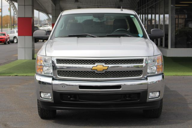2012 Chevrolet Silverado 1500 LT EXT Cab 4x4 Z71 - ALL STAR - LEATHER! Mooresville , NC 14