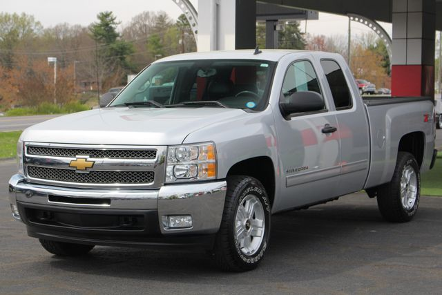 2012 Chevrolet Silverado 1500 LT EXT Cab 4x4 Z71 - ALL STAR - LEATHER! Mooresville , NC 22