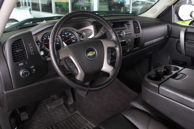 2012 Chevrolet Silverado 1500 LT EXT Cab 4x4 Z71 - ALL STAR - LEATHER! Mooresville , NC 29