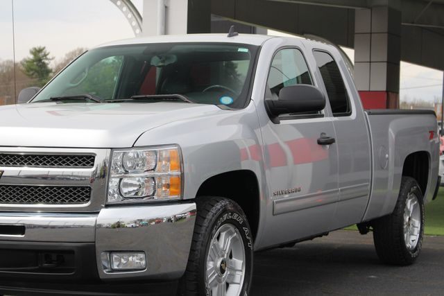 2012 Chevrolet Silverado 1500 LT EXT Cab 4x4 Z71 - ALL STAR - LEATHER! Mooresville , NC 24