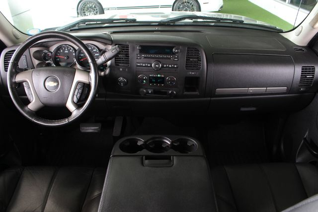 2012 Chevrolet Silverado 1500 LT EXT Cab 4x4 Z71 - ALL STAR - LEATHER! Mooresville , NC 27