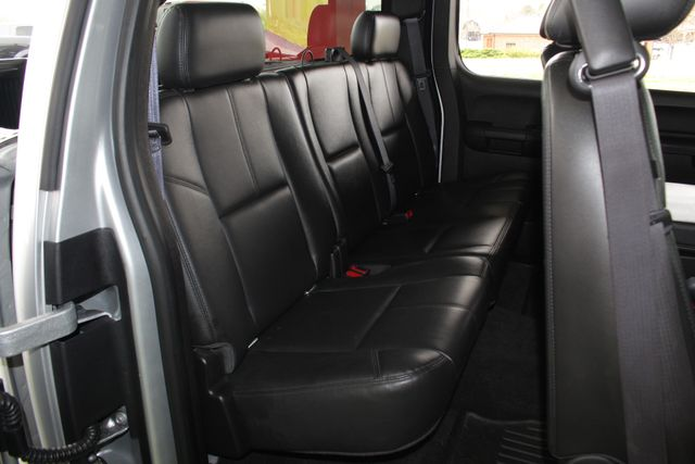 2012 Chevrolet Silverado 1500 LT EXT Cab 4x4 Z71 - ALL STAR - LEATHER! Mooresville , NC 10