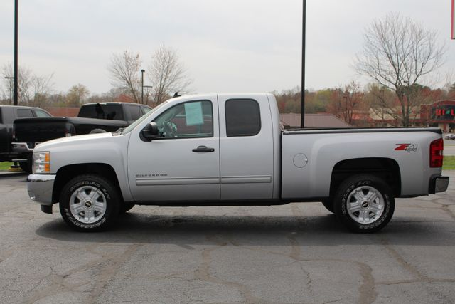 2012 Chevrolet Silverado 1500 LT EXT Cab 4x4 Z71 - ALL STAR - LEATHER! Mooresville , NC 13