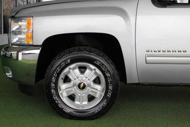 2012 Chevrolet Silverado 1500 LT EXT Cab 4x4 Z71 - ALL STAR - LEATHER! Mooresville , NC 19