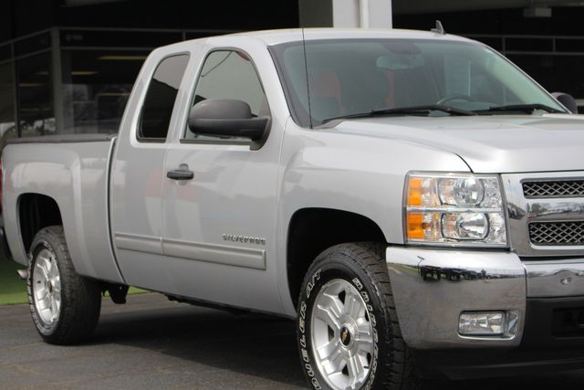 2012 Chevrolet Silverado 1500 LT EXT Cab 4x4 Z71 - ALL STAR - LEATHER! Mooresville , NC 23