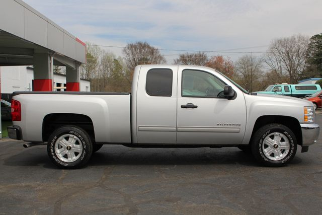 2012 Chevrolet Silverado 1500 LT EXT Cab 4x4 Z71 - ALL STAR - LEATHER! Mooresville , NC 12