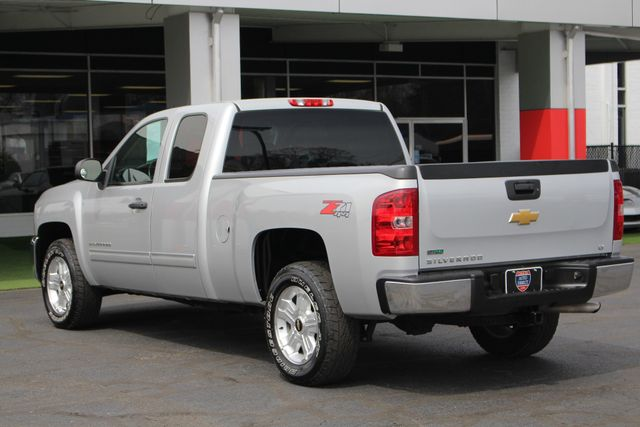 2012 Chevrolet Silverado 1500 LT EXT Cab 4x4 Z71 - ALL STAR - LEATHER! Mooresville , NC 26