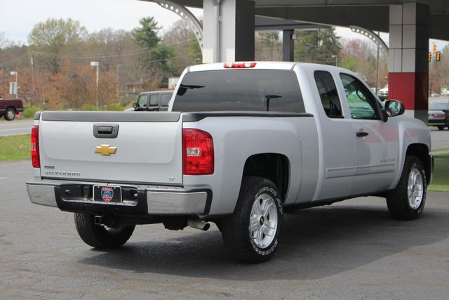 2012 Chevrolet Silverado 1500 LT EXT Cab 4x4 Z71 - ALL STAR - LEATHER! Mooresville , NC 25