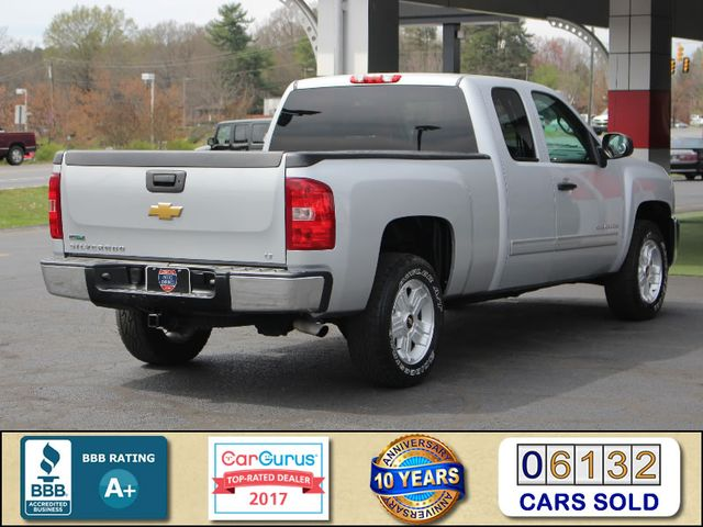 2012 Chevrolet Silverado 1500 LT EXT Cab 4x4 Z71 - ALL STAR - LEATHER! Mooresville , NC 2