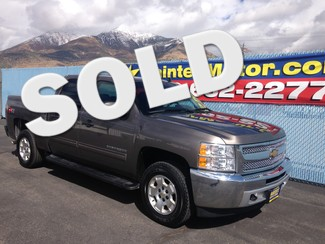 2012 Chevrolet Silverado 1500 LT Nephi, Utah