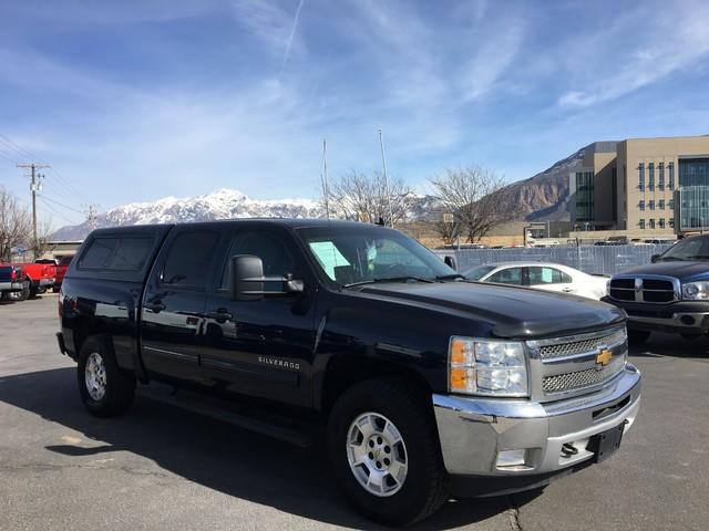 2012 Chevrolet Silverado 1500 LT Ogden, Utah 7